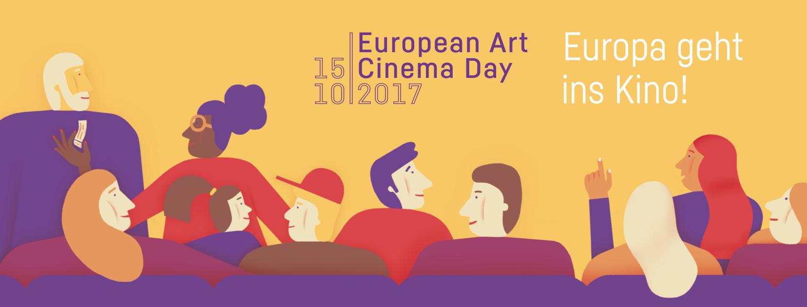 European Art Cinema Day erfolgreich!