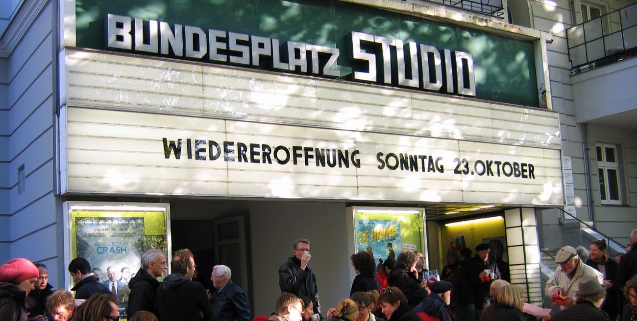 Berlin – Bundesplatz Kino