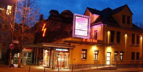 Erlangen – E-Werk Kulturzentrum