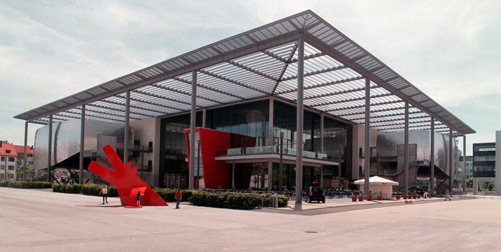 Karlsruhe – Filmpalast am ZKM