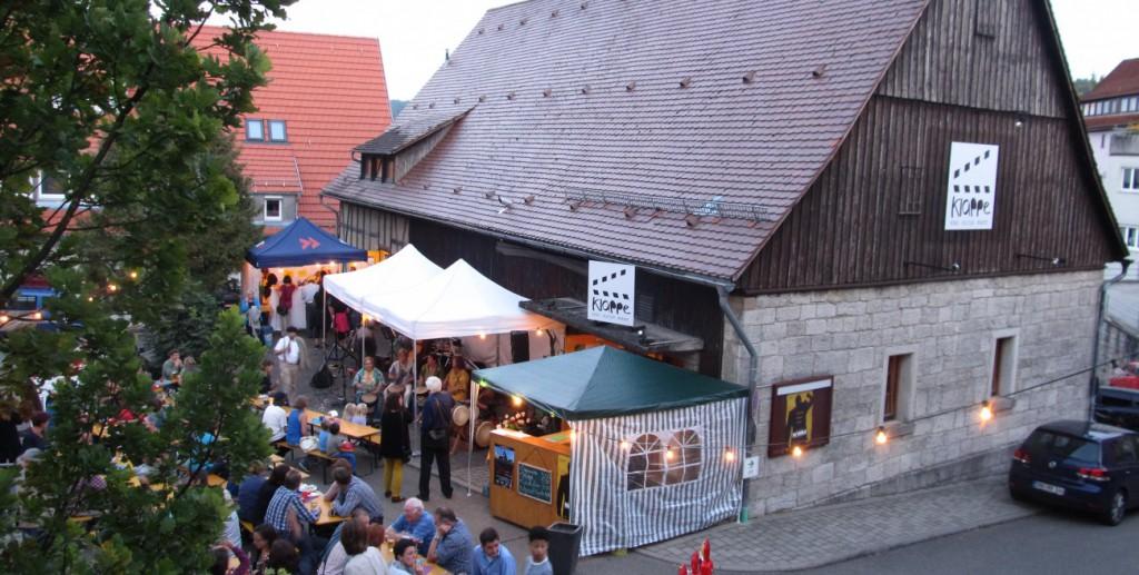 Kirchberg – Kino Klappe