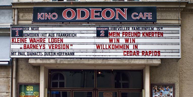 Bamberg – Odeon -Kino & Café