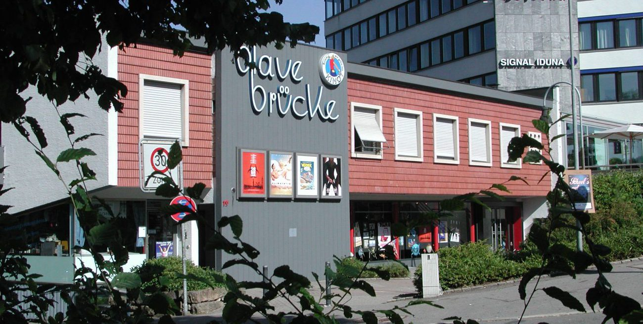 Kino Tübingen Blaue Brücke