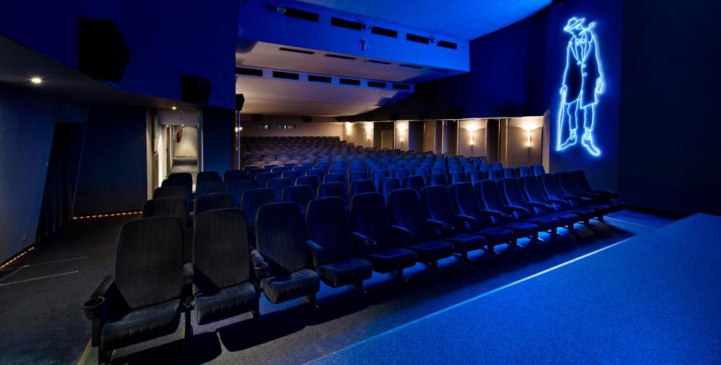 Freiburg – Friedrichsbau Kino