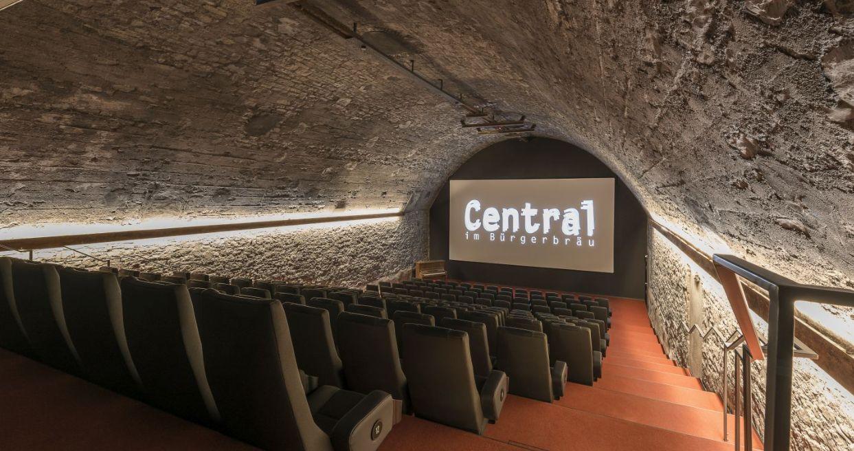 Bürgerbräu Kino Würzburg