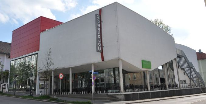 Kempten/Allgäu – Colosseum Center – Studio 4