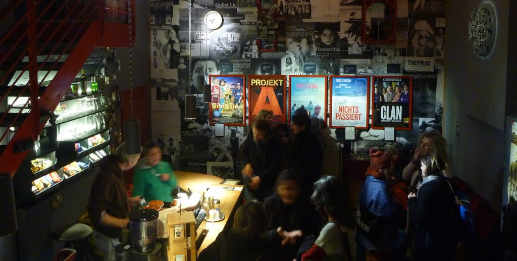 Hamburg – 3001 Kino