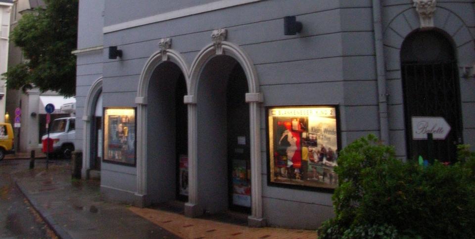 Hamburg – Blankeneser Kino