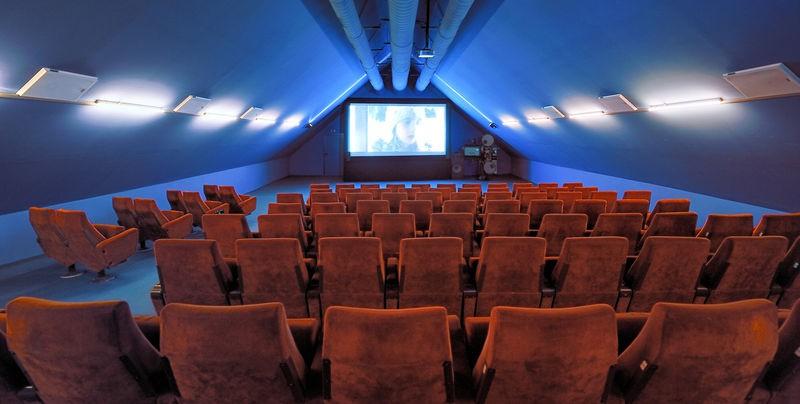Dresden – KID Kino im Dach