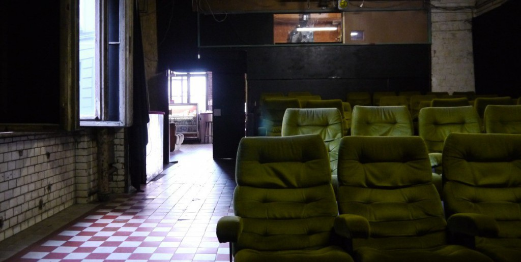 Berlin – Filmrauschpalast