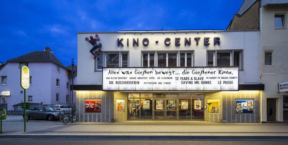 Gießen – Kinocenter