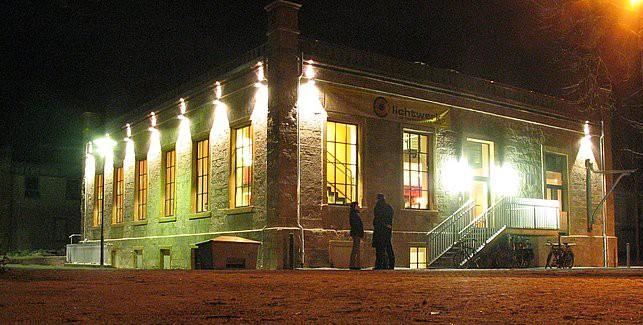 Bielefeld – Lichtwerk am Ravensberger Park