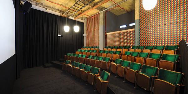 Luru Kino In Der Spinnerei