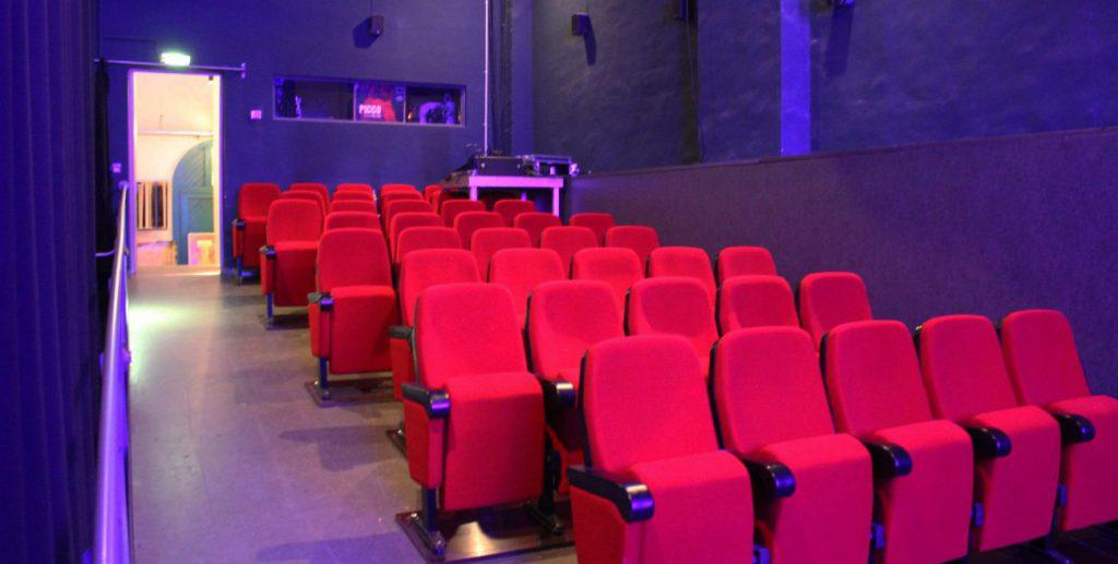 Oberhausen – Kino im Walzenlager