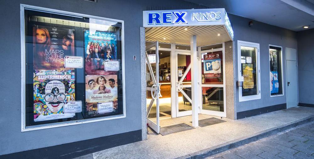 Darmstadt – Programmkino Rex