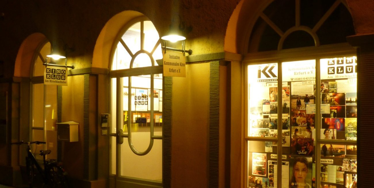 Erfurt – Kinoklub am Hirschlachufer