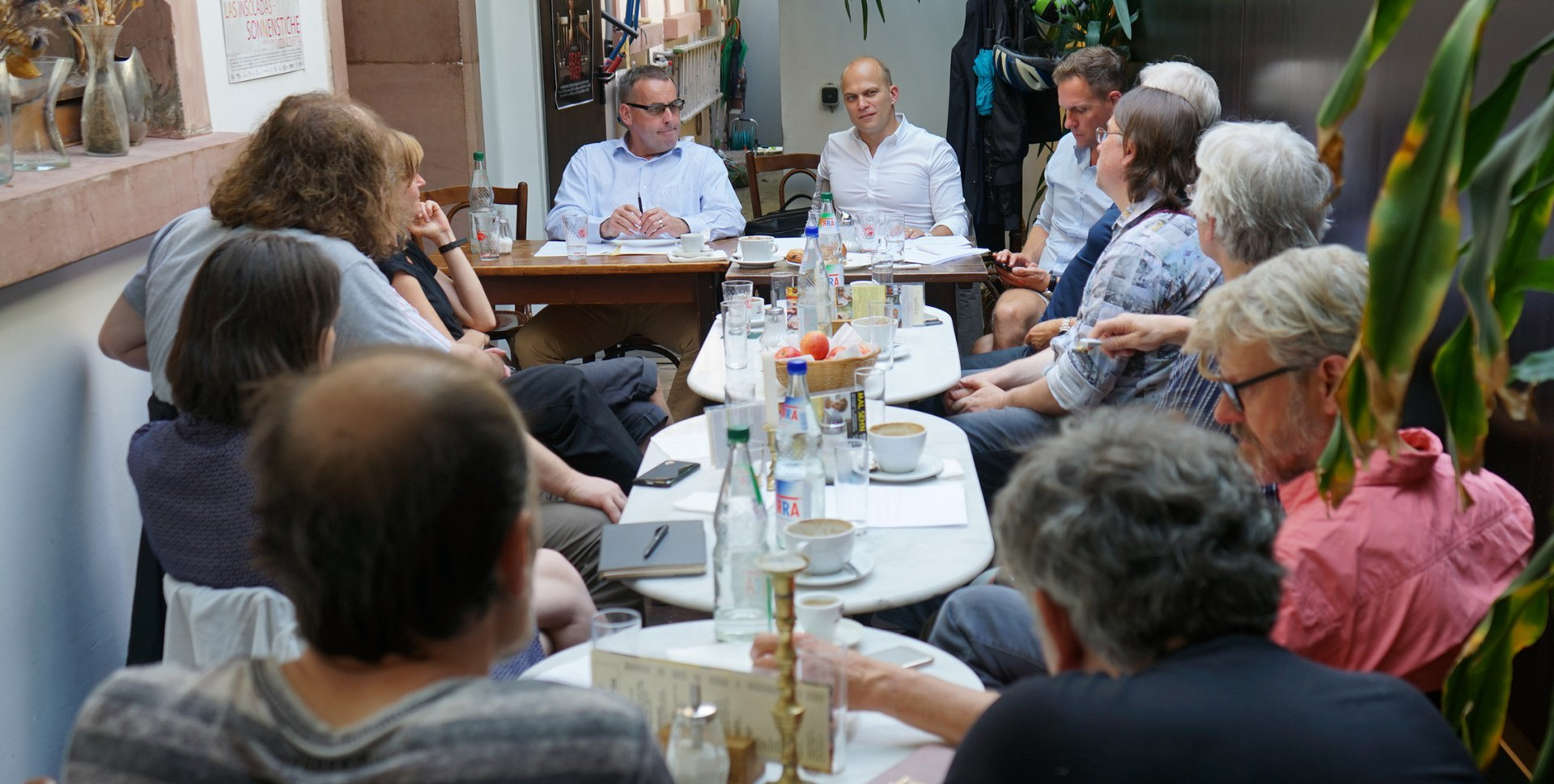 Regionaltreffen in Hessen