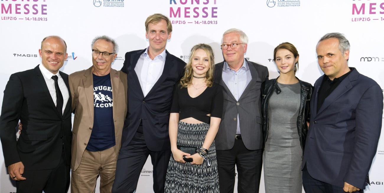 Gilde Filmpreise 2015 verliehen – Ehrenpreis für Detlef Roßmann