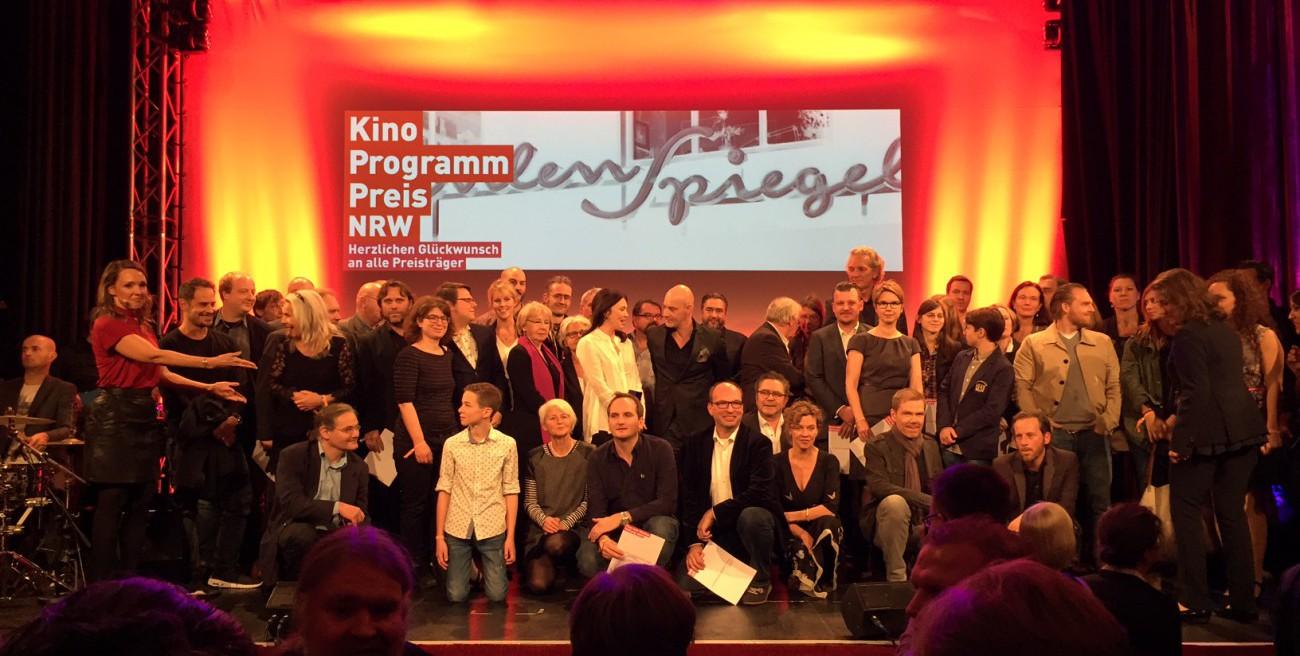 Kinoprogrammpreise und Regionalversammlung NRW