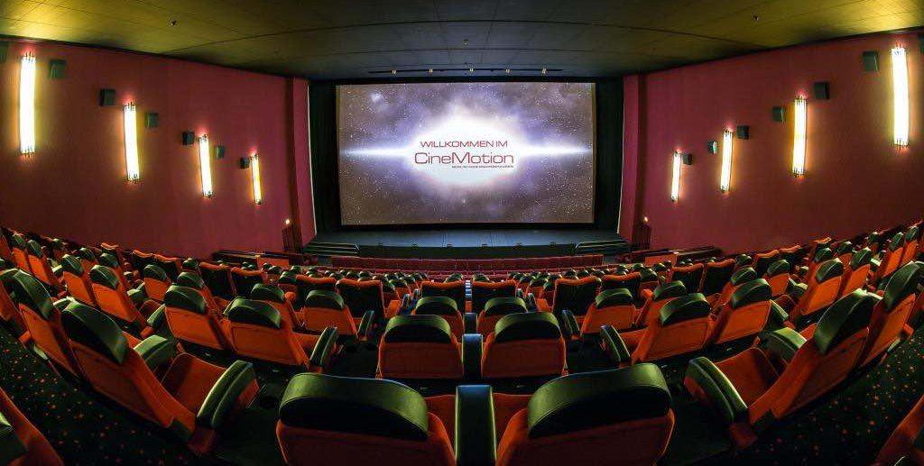 Berlin – CineMotion Hohenschönhausen