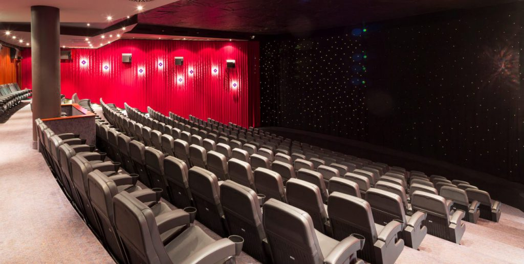 Norderstedt – Spectrum Kino Center