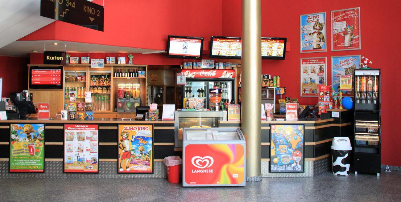 Uppstall Kino Stendal
