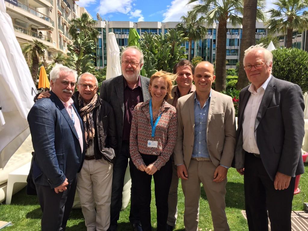 EACD Vorstellung in Cannes