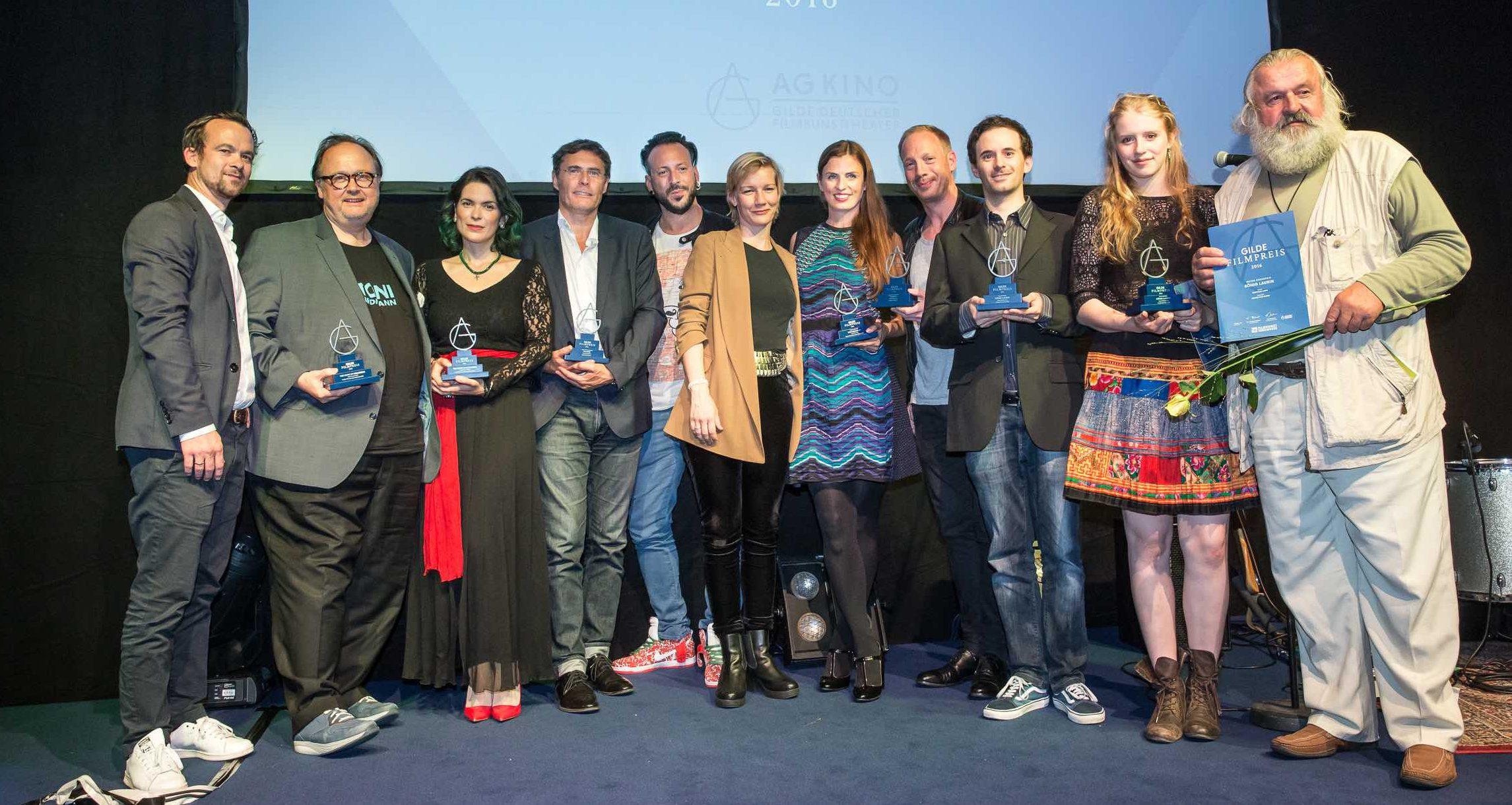 Gilde Filmpreise 2016 in Leipzig verliehen