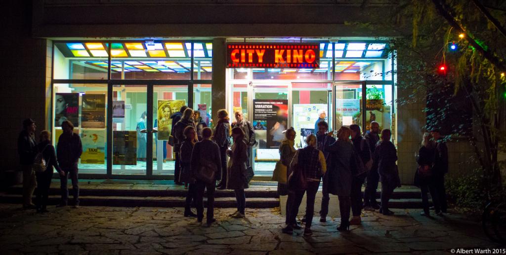 Berlin – City Kino Wedding