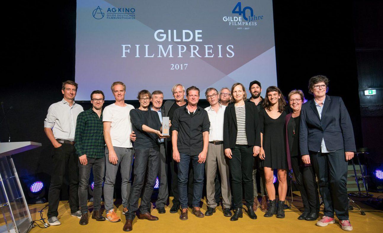 Verleihung der Gilde Filmpreise 2017
