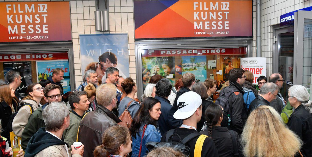 Filmkunstmesse Leipzig zeigt die Zukunftstehmen der Branche auf