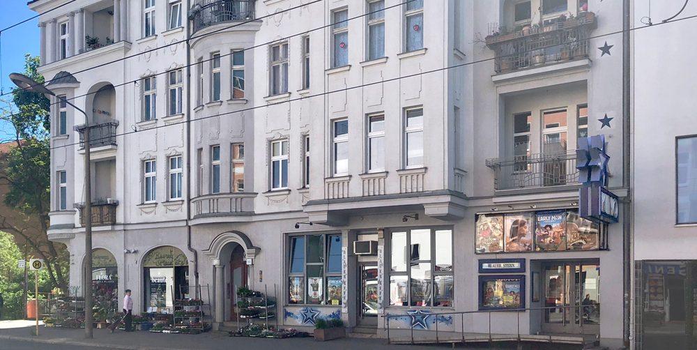 Berlin – Blauer Stern