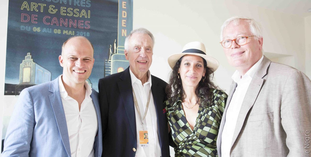 ART CINEMA Empfang in Cannes