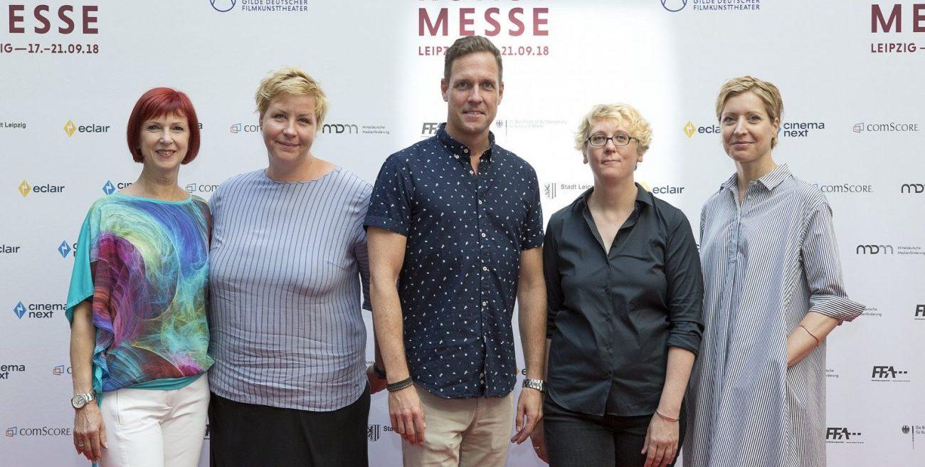 18. Filmkunstmesse Leipzig: 5 Tage Kino pur!