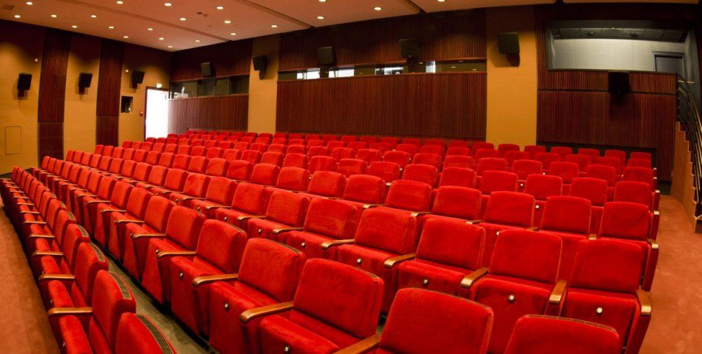 Berlin – Kino im Planetarium
