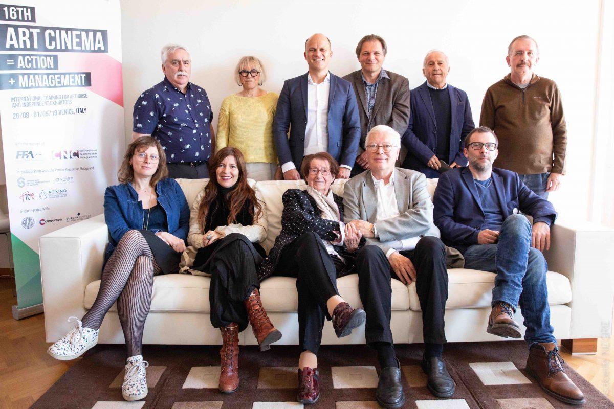 Neuer Vorstand für den internationalen Arthouse Verband CICAE