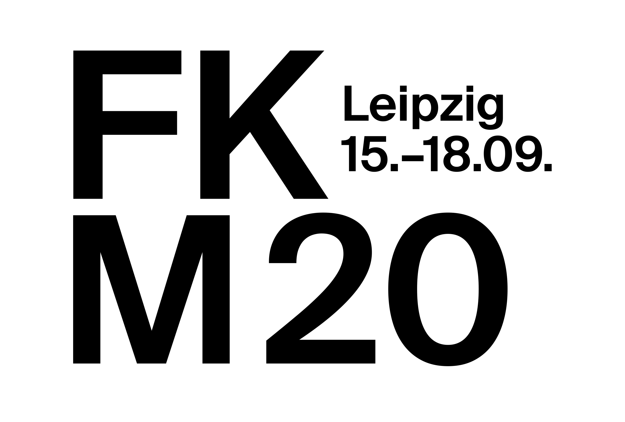Filmkunstmesse Leipzig 2020 wird leicht verschoben: 15. bis 18.09.2020