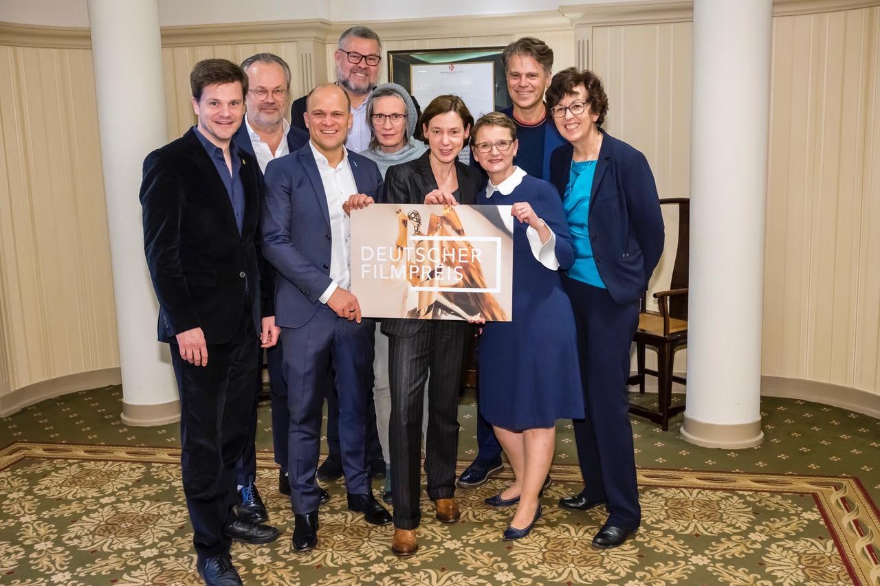 Bundesweiter Kinotag am 3. Mai mit Gewinnerfilmen des Deutschen Filmpreises
