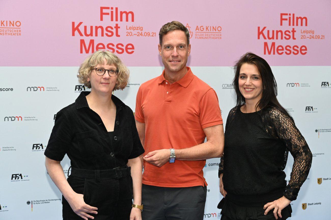 21. Filmkunstmesse Leipzig 2021 – Innovation, Professionalisierung, Vernetzung