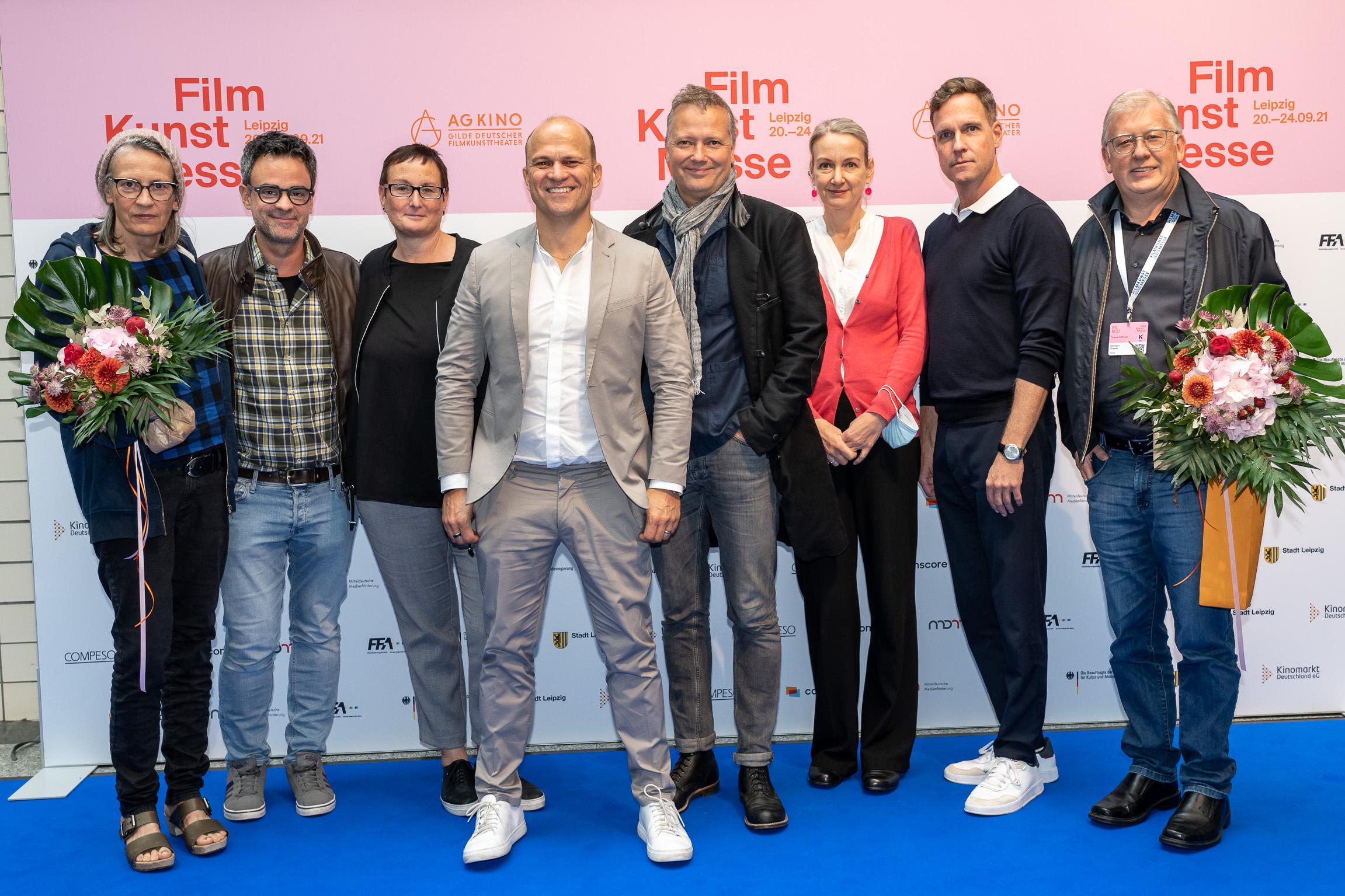 AG Kino – Gilde wählt neuen Vorstand: Christian Bräuer mit großer Zustimmung als 1. Vorsitzender bestätigt